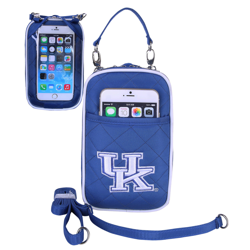 Kentucky Wildcats Cell Phone Purse Plus Quilt