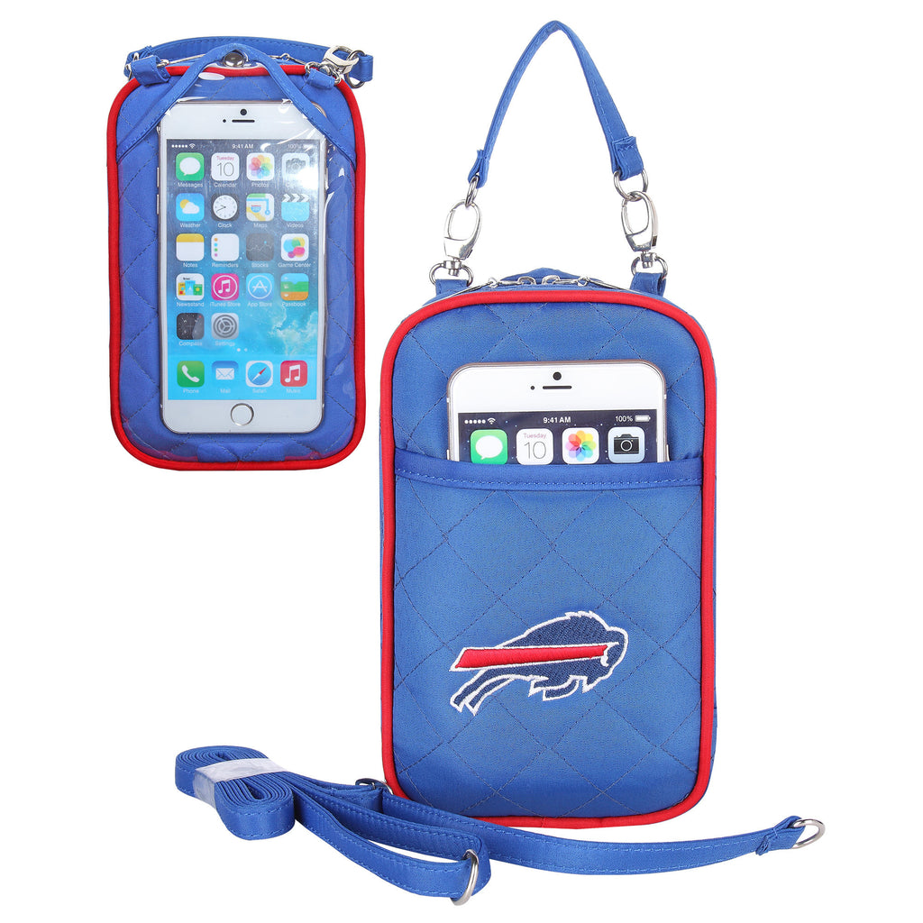 Buffalo Bills Cell Phone Purse Plus Quilt - Charm14