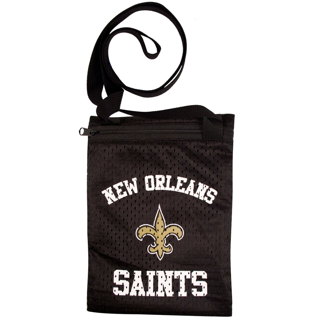 New Orleans Saints Jersey Gameday Pouch - Charm14