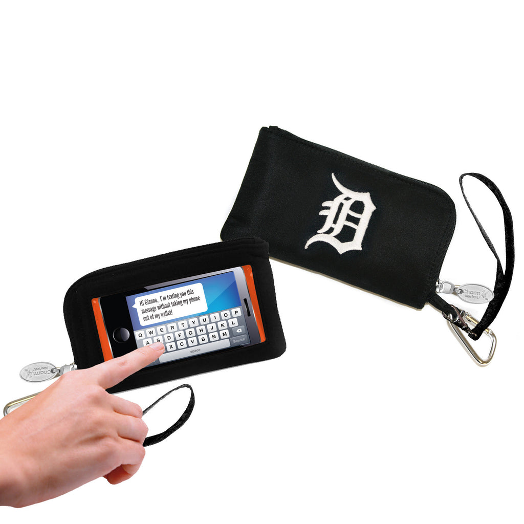 Detroit Tigers Cell Phone Wallet / Wristlet