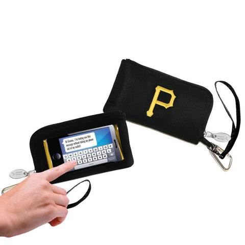Pittsburgh Pirates Cell Phone Wallet / Wristlet - Charm14