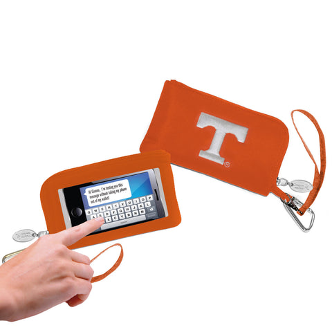 Tennessee Volunteers Cell Phone Wallet / Wristlet - Charm14