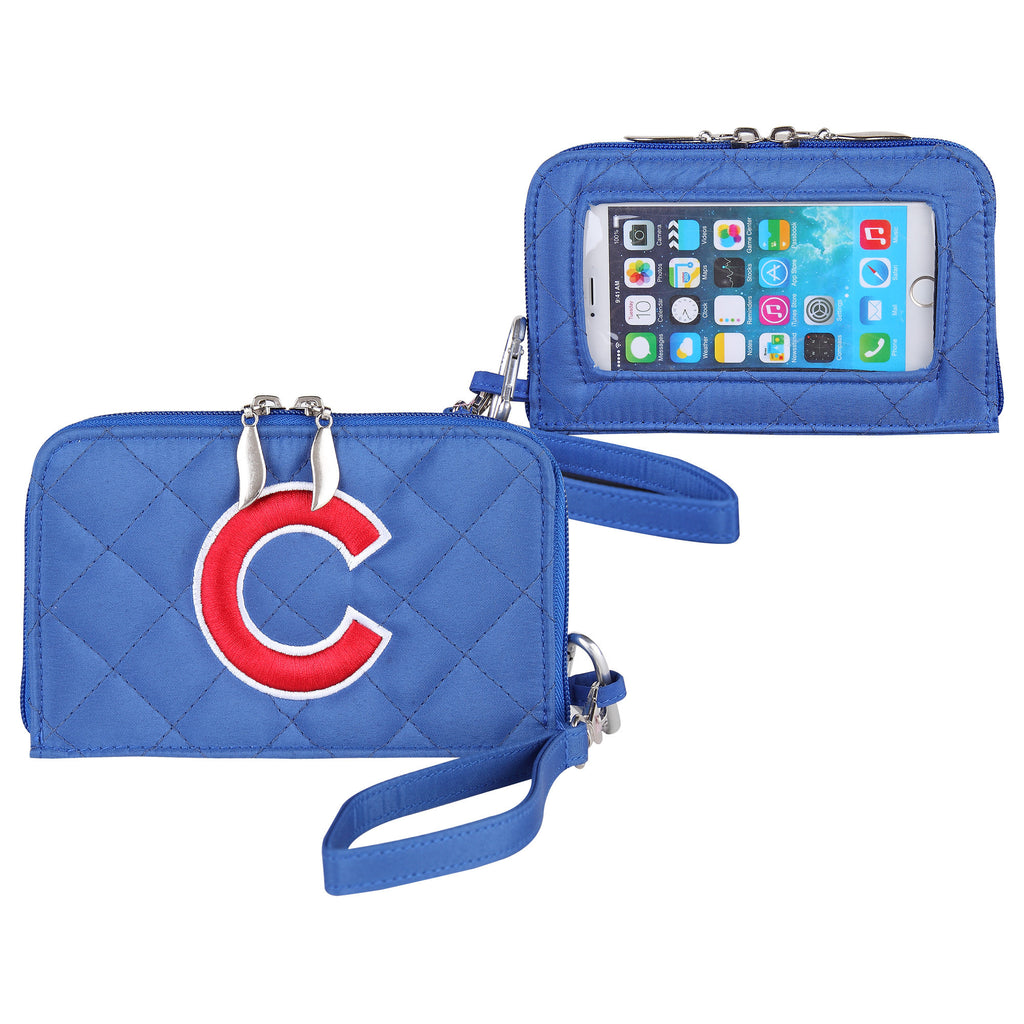 Chicago Cubs Smart Wallet Quilt