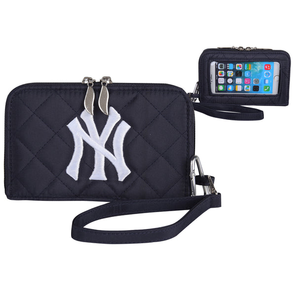 MLB Cell Phone Wallet Quilt-Stadium Entry Size - Charm14