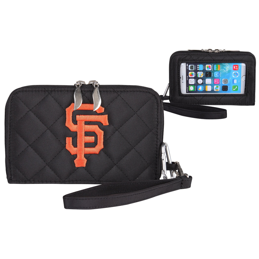 San Francisco Giants Smart Wallet Q - Charm14