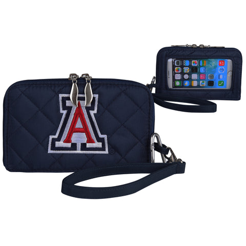 Arizona Wildcats Smart Wallet Q - Charm14