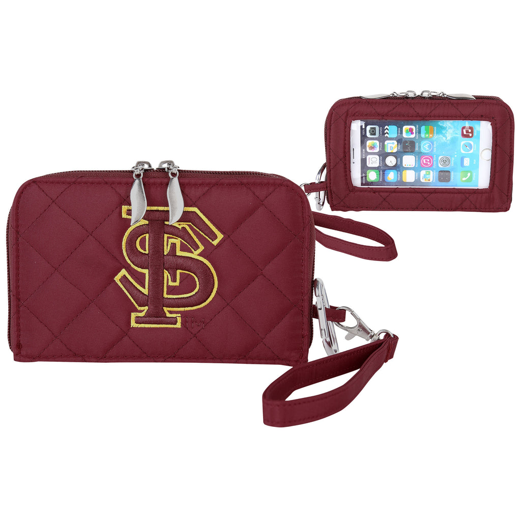 Florida State Seminoles Smart Wallet Q - Charm14
