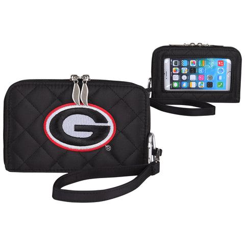 Georgia Bulldogs Smart Wallet Q - Charm14