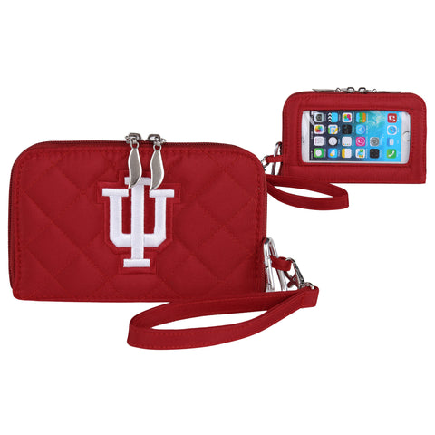 Indiana Hoosiers Smart Wallet Q - Charm14