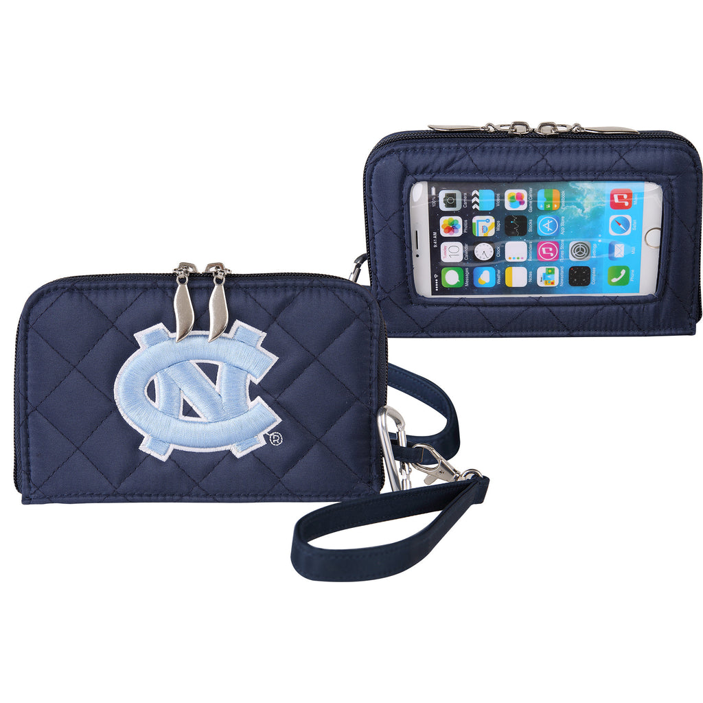 North Carolina Tar Heels Smart Wallet Q - Charm14
