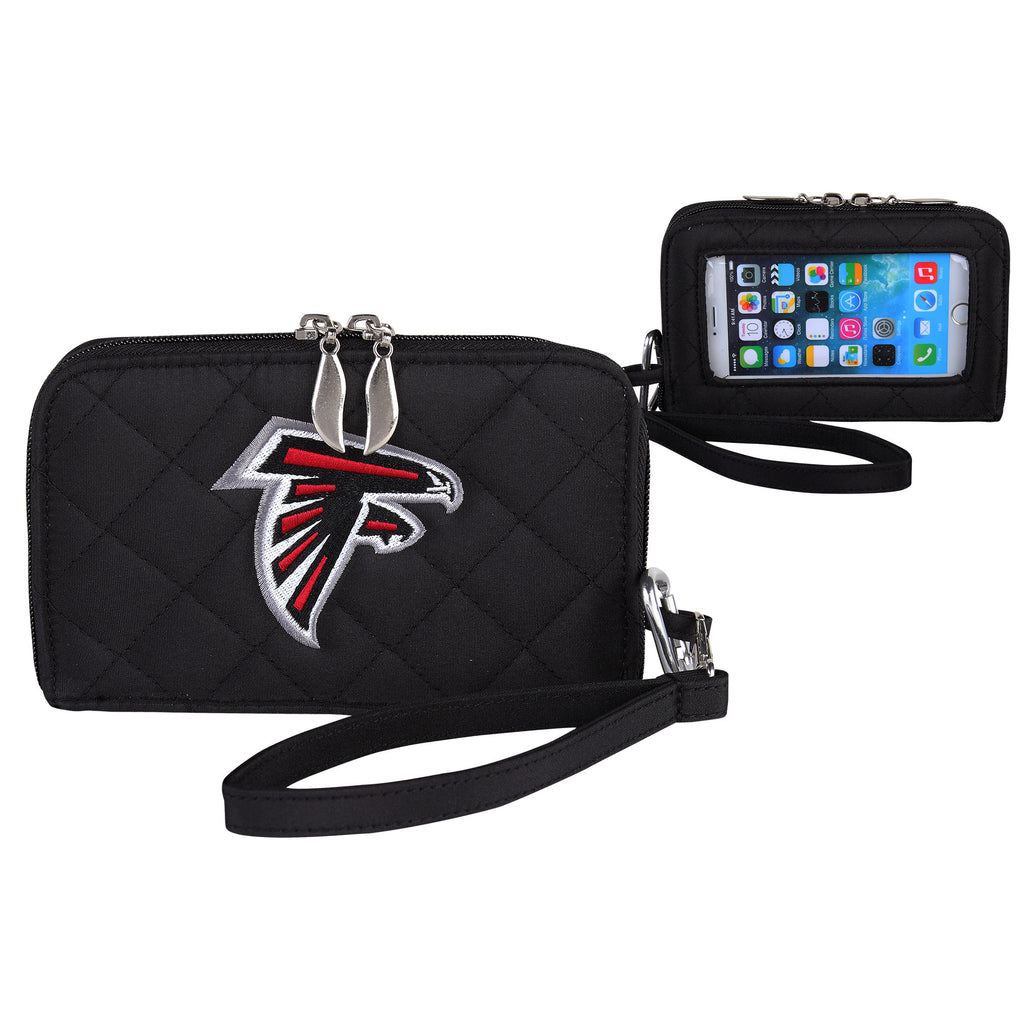 Atlanta Falcons Smart Wallet Q - Charm14