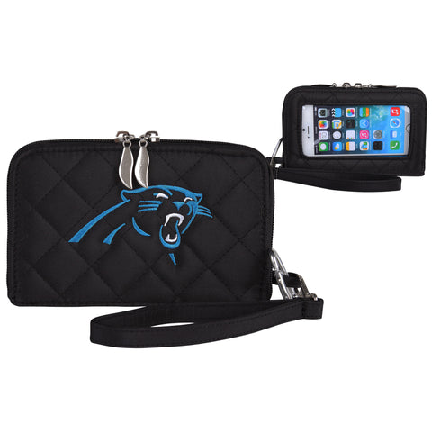 Carolina Panthers Smart Wallet Q - Charm14
