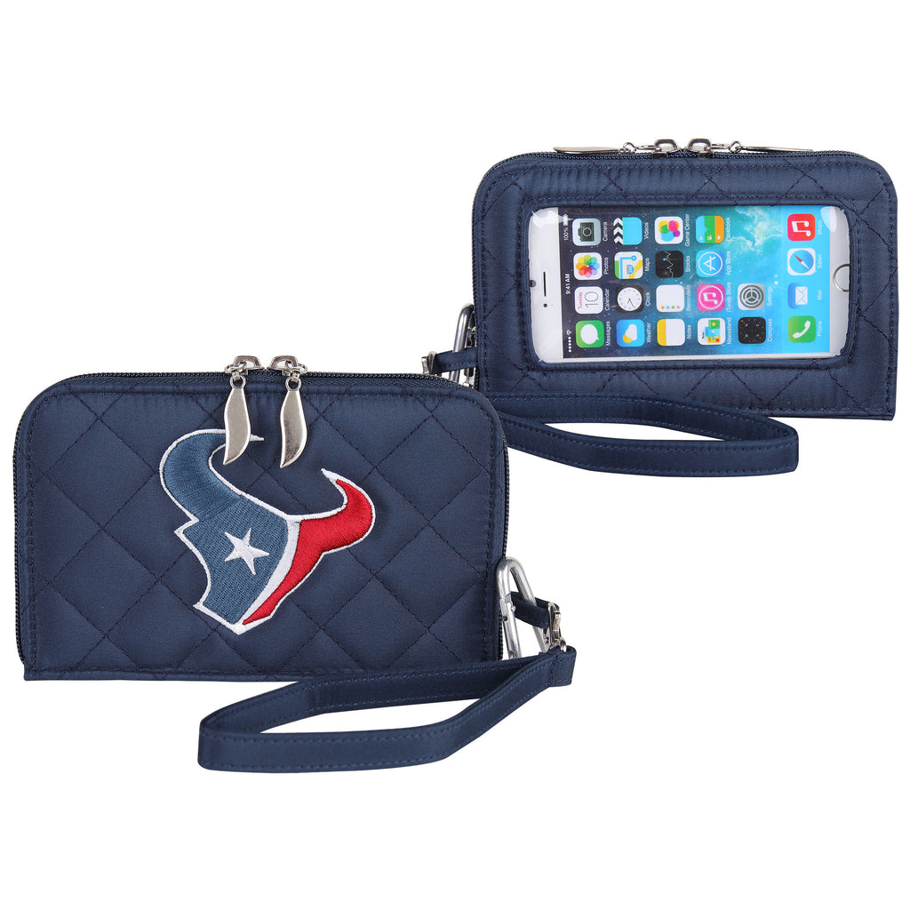 Houston Texans Smart Wallet Q - Charm14
