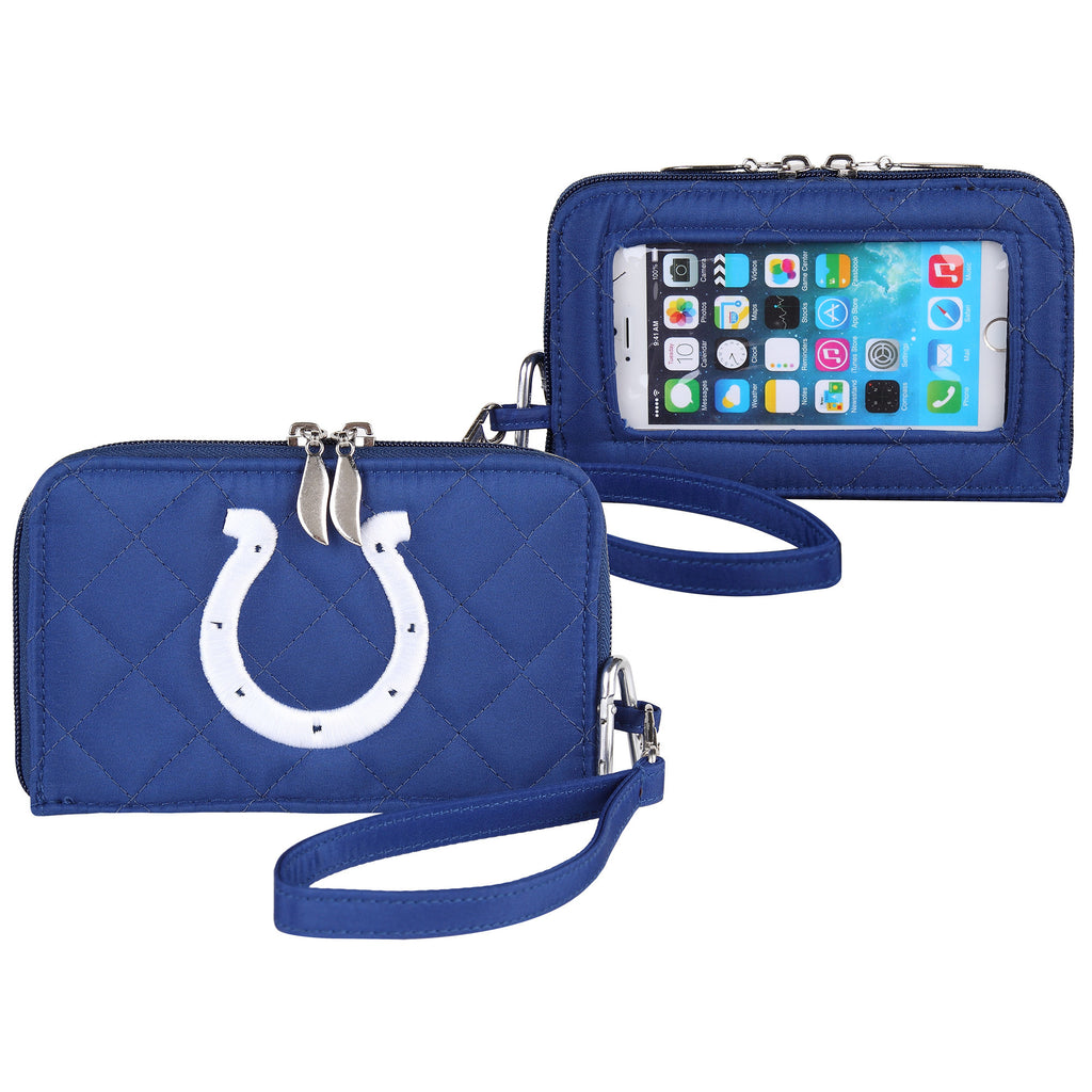 Indianapolis Colts Smart Wallet Q - Charm14
