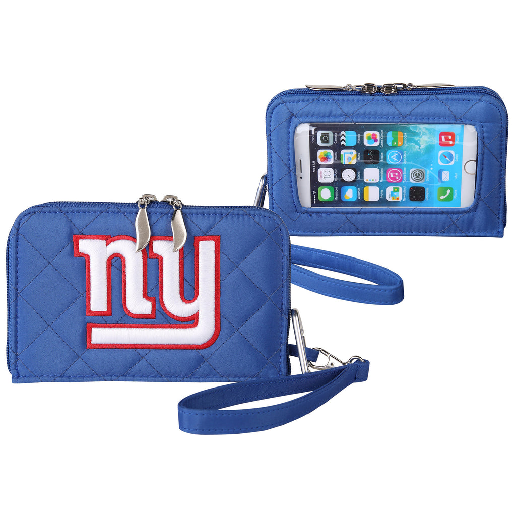 New York Giants Smart Wallet Q - Charm14