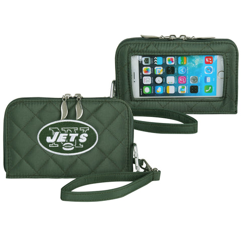 New York Jets Smart Wallet Q - Charm14