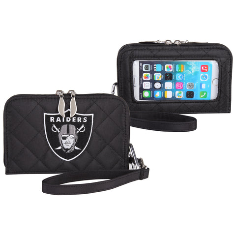 Oakland Raiders Smart Wallet Q
