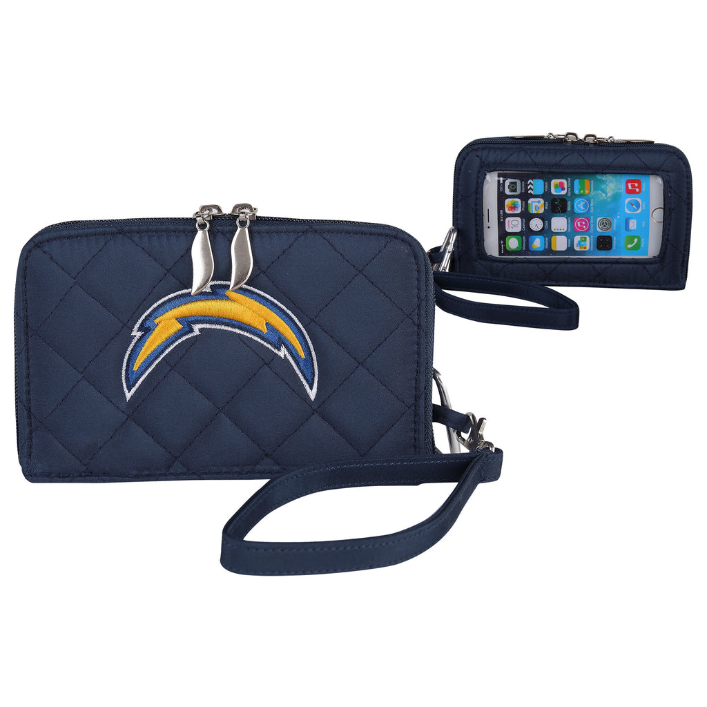 NFL Los Angeles Chargers Smart Wallet Q - Charm14