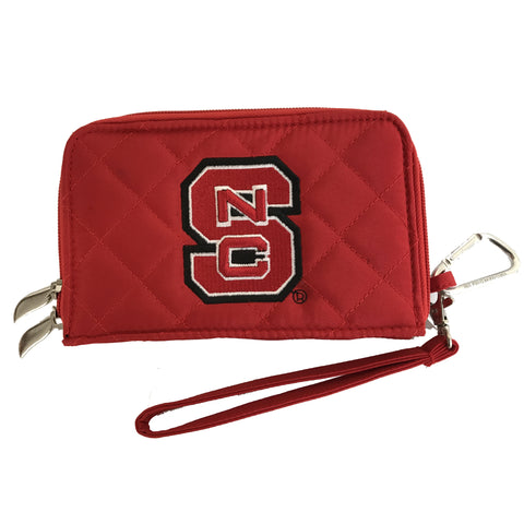 North Carolina State Wolfpack Smart Wallet Q - Charm14