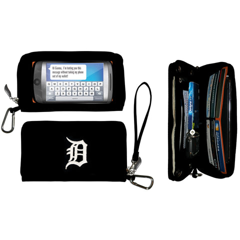 Detroit Tigers cell phone wallet