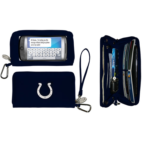 Indianapolis Colts Cell Phone Wallet