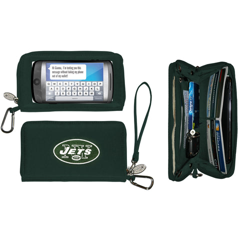 New York Jets Cell Phone Wallet