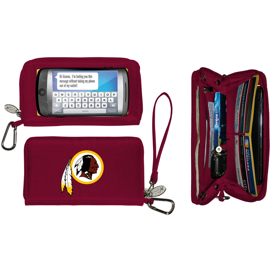 Washington Redskins Cell Phone Wallet