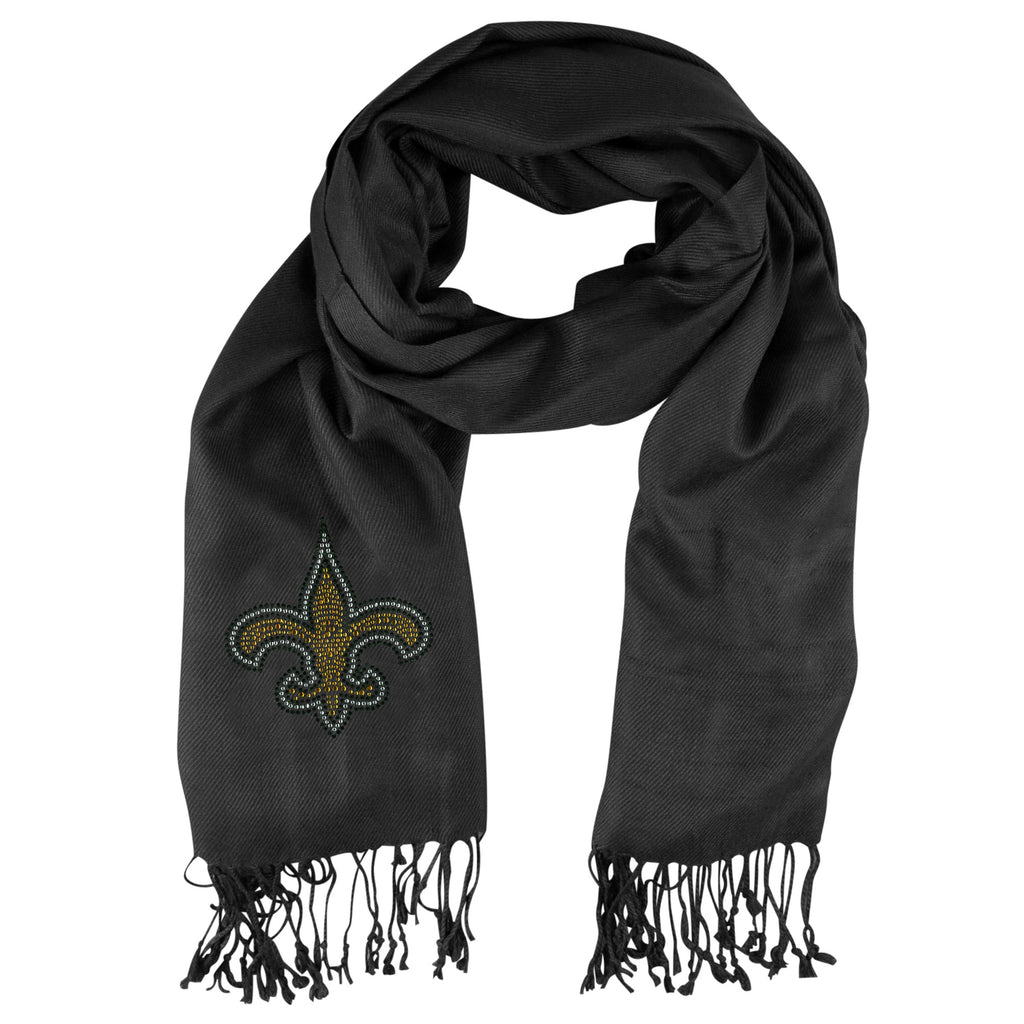 New Orleans Saints Pashi Fan Scarf - Charm14