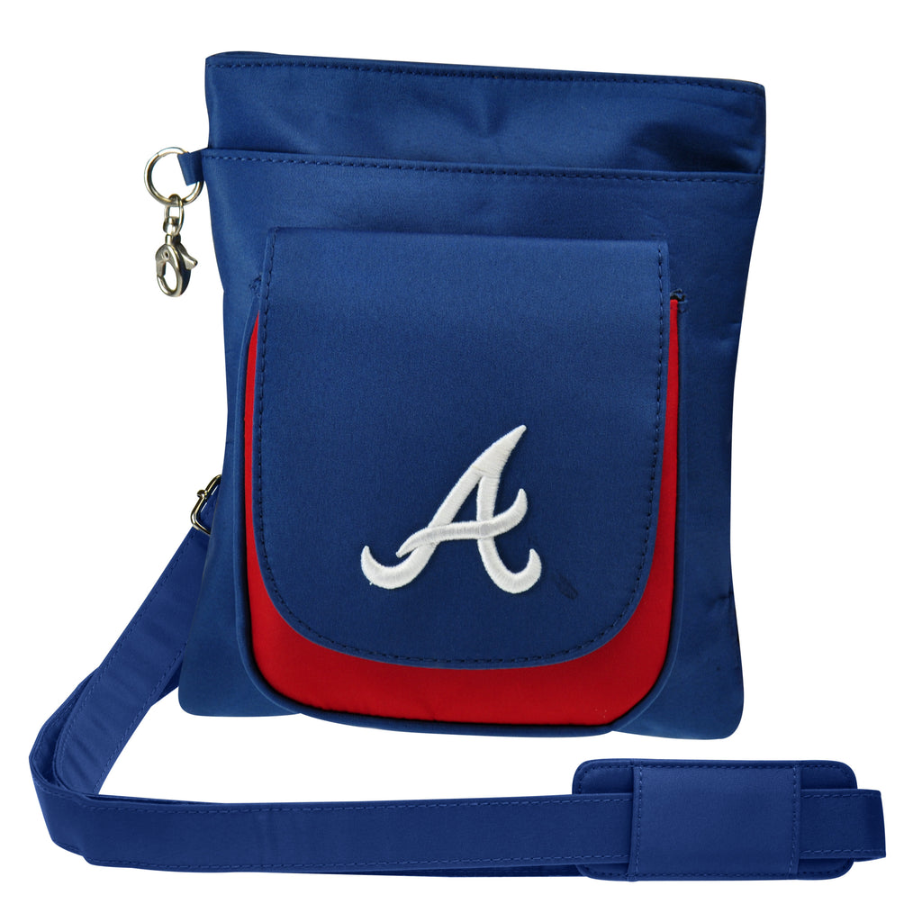 Atlanta Braves Traveler / Crossbody