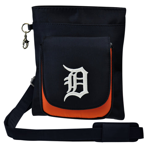 Detroit Tigers Traveler / Crossbody