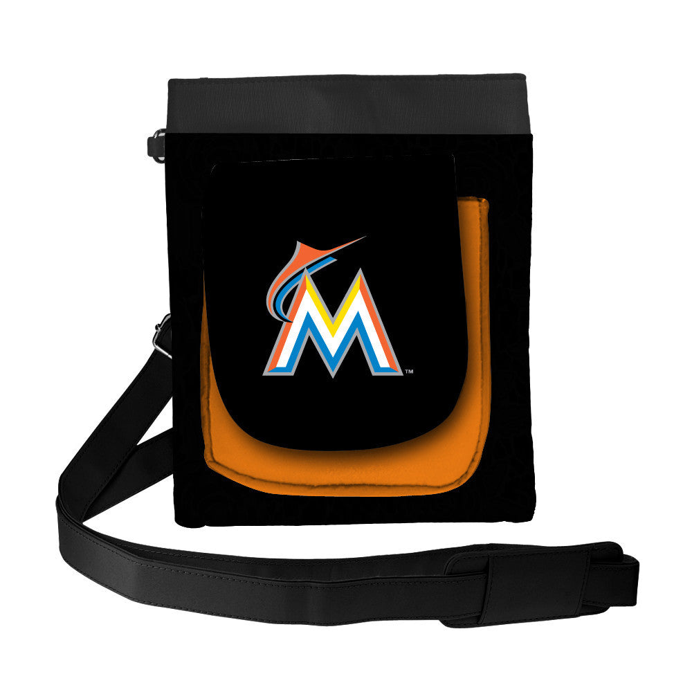 Miami Marlins Traveler / Crossbody