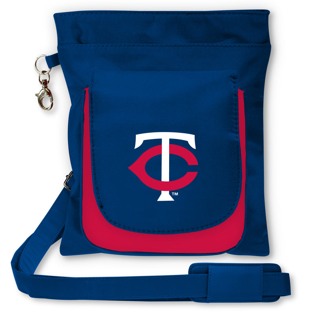 Minnesota Twins Traveler / Crossbody