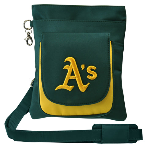 Oakland Athletics Traveler / Crossbody