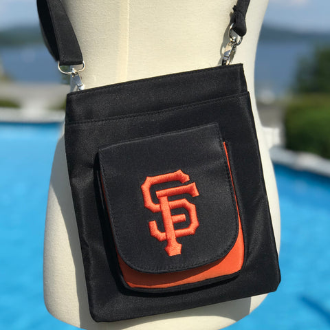 San Francisco Giants Traveler / Crossbody