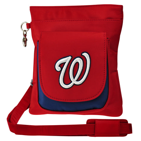 Washington Nationals Traveler / Crossbody