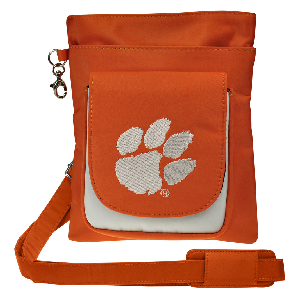 Clemson Tigers Traveler / Crossbody