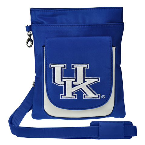 Kentucky Wildcats Traveler / Crossbody - Charm14