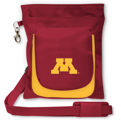 Minnesota Golden Gophers Traveler / Crossbody - Charm14