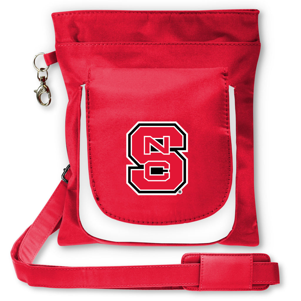 North Carolina State Wolfpack Traveler / Crossbody - Charm14