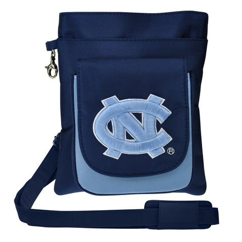North Carolina Tar Heels Traveler / Crossbody - Charm14