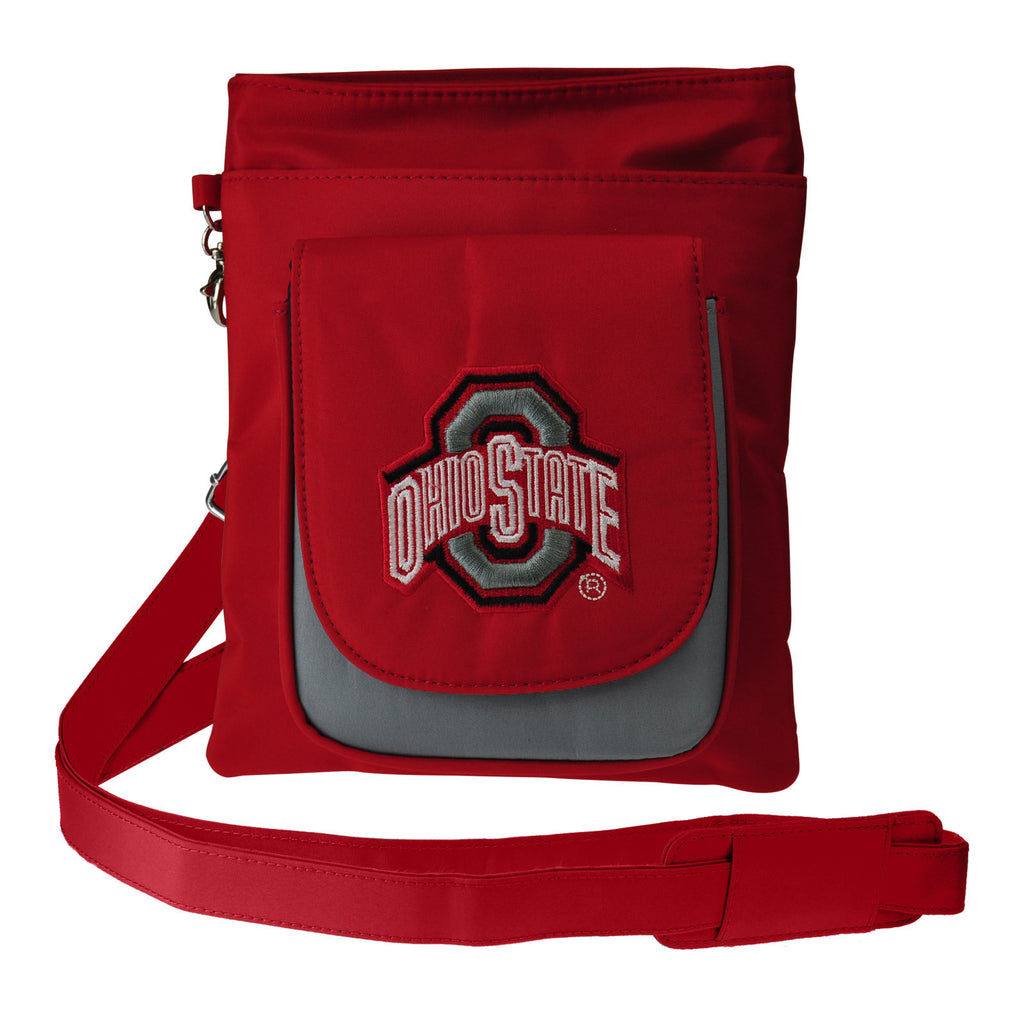 Ohio State Buckeyes Traveler / Crossbody - Charm14
