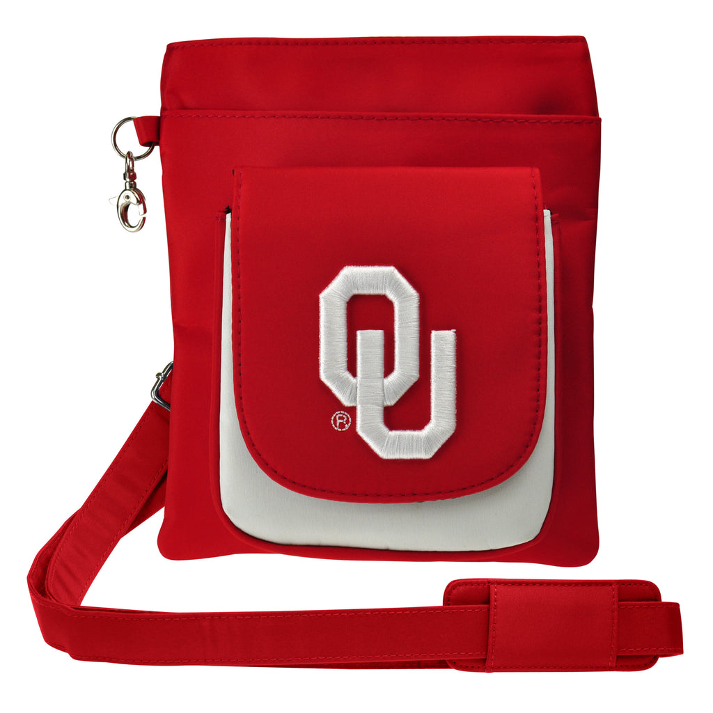 Oklahoma Sooners Traveler / Crossbody
