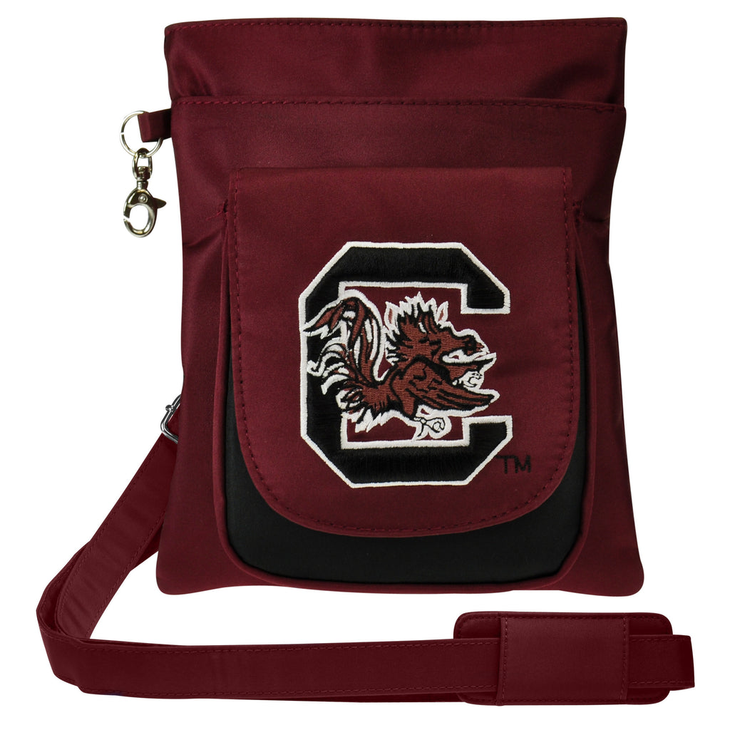 South Carolina Gamecocks Traveler / Crossbody - Charm14