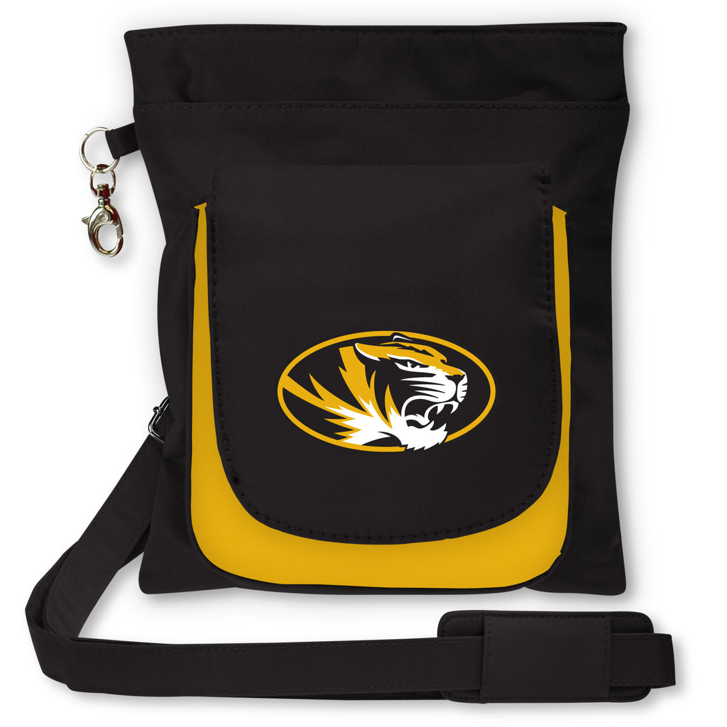 Missouri Tigers Traveler / Crossbody - Charm14