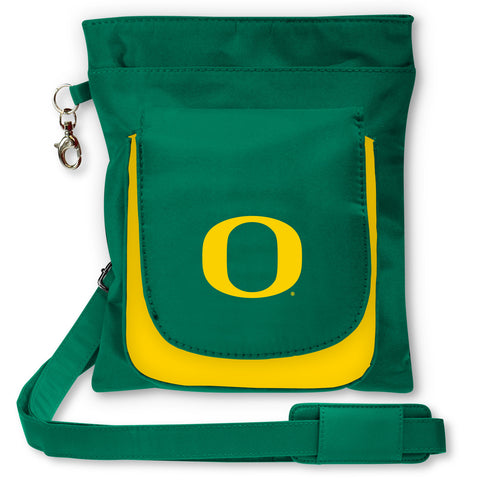 Oregon Ducks Traveler / Crossbody - Charm14
