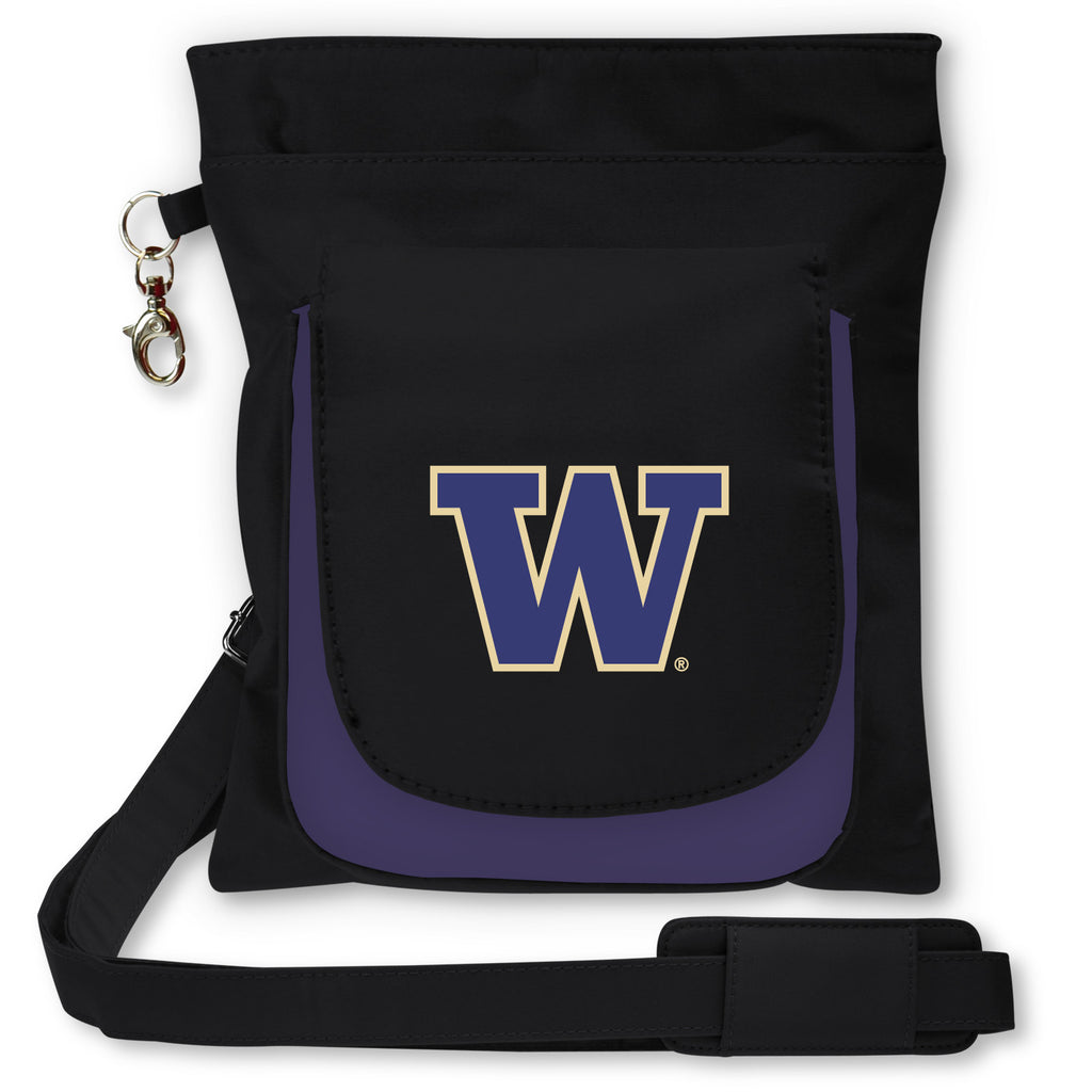 Washington Huskies Traveler / Crossbody - Charm14