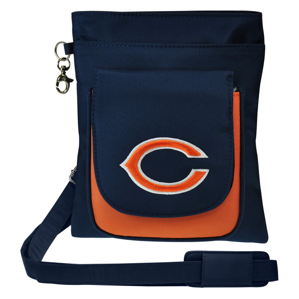 Chicago Bears Traveler / Crossbody - Charm14