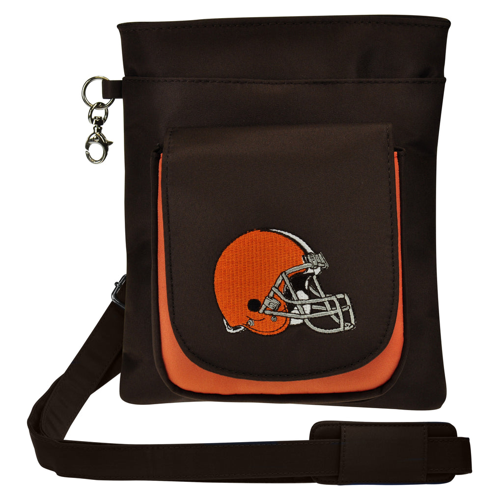Cleveland Browns Traveler / Crossbody