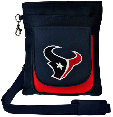 Houston Texans Traveler / Crossbody