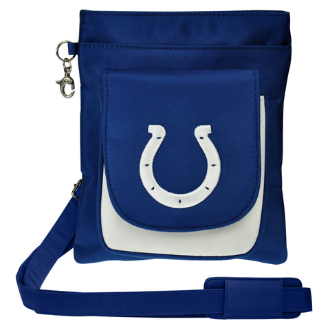 Indianapolis Colts Traveler / Crossbody